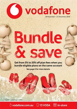 Offers from Vodafone in the Wellington special