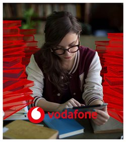 Offers from Vodafone in the Auckland special
