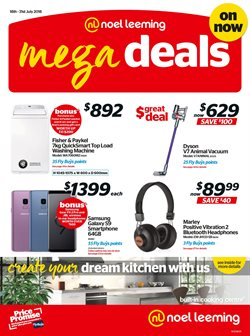 Offers from Noel Leeming in the Auckland special