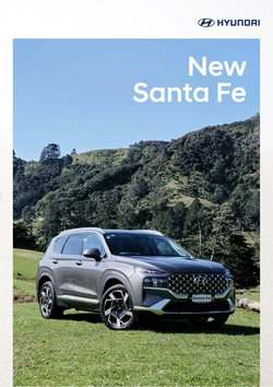 Hyundai offers in the Hyundai catalogue ( More than a month)