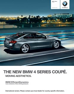 Offers from BMW in the Auckland special