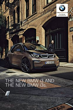 BMW catalogue ( More than a month )