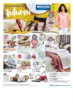Homeware & Furniture offers in the Briscoes catalogue in Inglewood