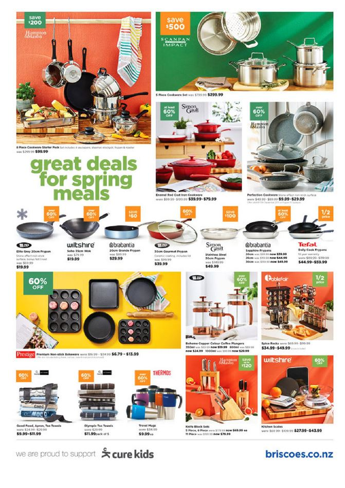 Briscoes in Hastings   Weekly Sales & Catalogues
