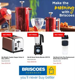 Briscoes catalogue ( 10 days left )