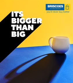 Homeware & Furniture offers in the Briscoes catalogue ( 8 days left )