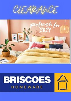 Homeware & Furniture offers in the Briscoes catalogue in Auckland ( 26 days left )