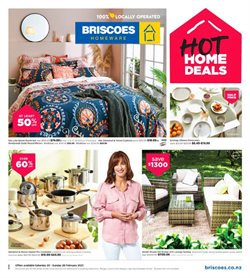 Briscoes catalogue ( 2 days left )
