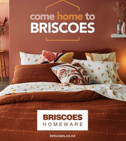 Homeware & Furniture offers in the Briscoes catalogue ( Expires today)