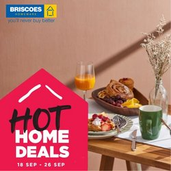 Homeware & Furniture offers in the Briscoes catalogue ( 1 day ago)