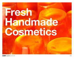 Pharmacy, Beauty & Personal Care offers in the Lush catalogue in Christchurch