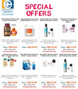 Pharmacy & Beauty offers in the Pharmacy Direct catalogue in Tauranga ( 2 days ago )