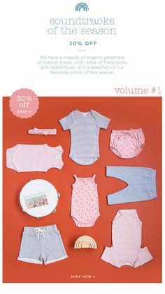 Kids, toys & babies offers in the Nature Baby catalogue in Carterton