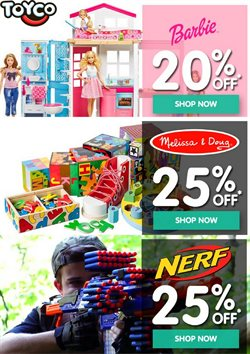 Kids, toys & babies offers in the Toyco catalogue in Auckland