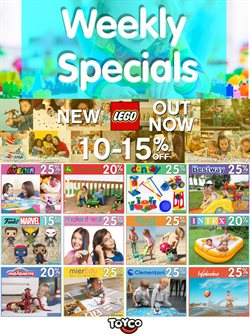 Babies, Kids & Toys offers in the Toyco catalogue in Auckland ( 9 days left )