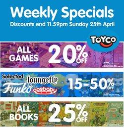 Toyco catalogue ( 3 days left )