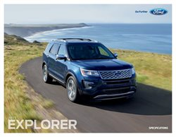 Offers from Ford in the Christchurch special