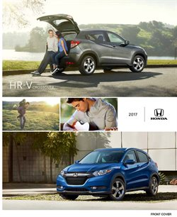 Offers from Honda in the Auckland special