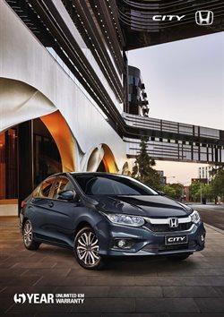Honda catalogue ( 26 days left )