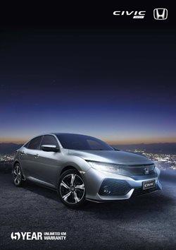 Honda catalogue ( Expired )
