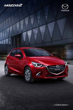 Offers from Mazda in the Auckland special