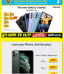 Electronics & Appliances offers in the JB Hi-Fi catalogue ( Expires tomorrow )