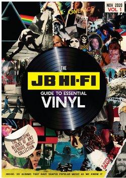 JB Hi-Fi catalogue ( 26 days left)