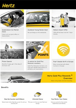 Hertz catalogue ( 8 days left )