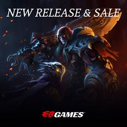EB Games catalogue ( 14 days left )