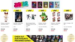 EB Games catalogue ( 11 days left )