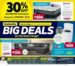 Offers from Smiths City in the Auckland special