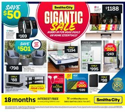 Electronics & Appliances offers in the Smiths City catalogue in Lincoln