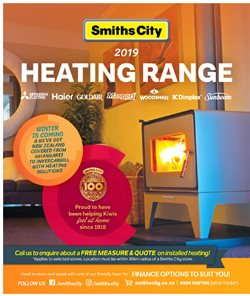 Electronics & Appliances offers in the Smiths City catalogue in Alexandra