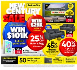 Electronics & Appliances offers in the Smiths City catalogue in Auckland