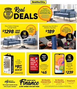 Electronics & Appliances offers in the Smiths City catalogue in Lower Hutt ( 4 days left )