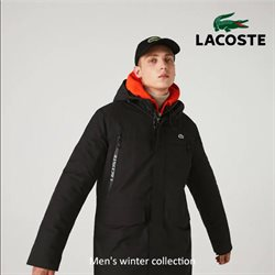 Lacoste catalogue ( Expires today )