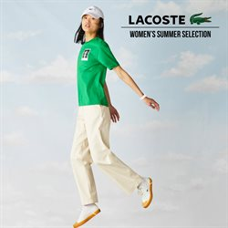 Lacoste offers in the Lacoste catalogue ( 15 days left)