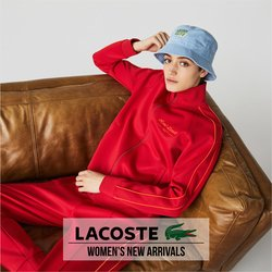 Lacoste offers in the Lacoste catalogue ( More than a month)