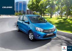 Offers from Suzuki in the Auckland special