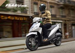 Suzuki offers in the Suzuki catalogue ( More than a month)