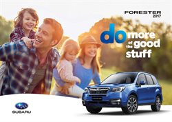 Offers from Subaru in the Auckland special