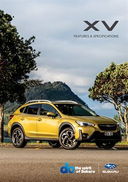 Subaru offers in the Subaru catalogue ( More than a month)