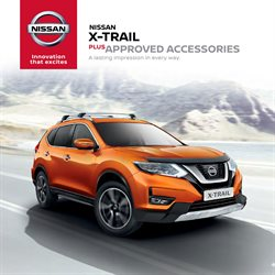 Nissan catalogue ( Expired )
