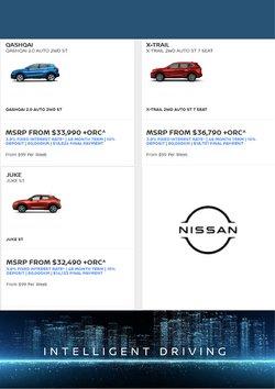 Nissan catalogue ( 26 days left )