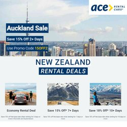 Ace offers in the Ace catalogue ( 29 days left)