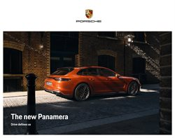 Porsche catalogue ( More than a month )