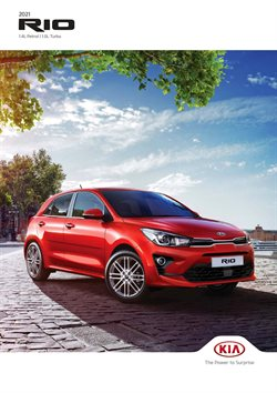 Kia offers in the Kia catalogue ( More than a month)