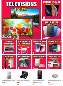 Electronics & Appliances offers in the Dick Smith catalogue in Lincoln