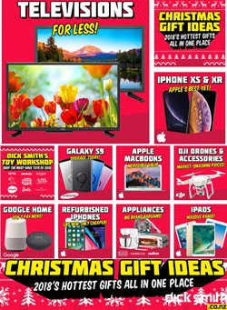 Offers from Dick Smith in the Auckland special