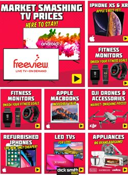 Electronics & Appliances offers in the Dick Smith catalogue in Hokitika